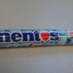 Mentos Kiss Me Wrapper
